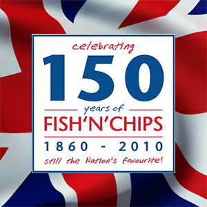 Celebrating 150 years of Fish 'N' Chips